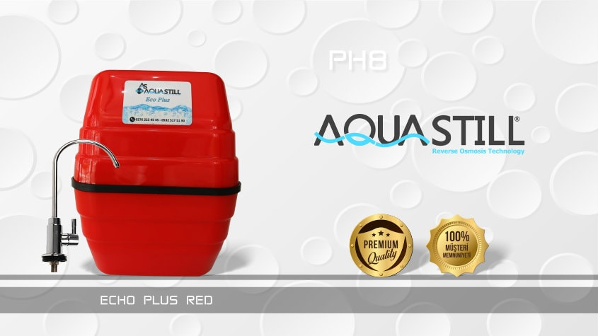 Aquastill Eco Plus Red